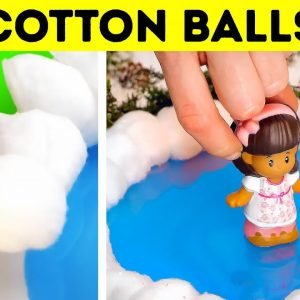 19 DIY TOYS FOR KIDS || WINTER HOLIDAY CRAFTS AND IDEAS FOR LITTLE PEOPLEⓇ TOYS BY FISHER-PRICEⓇ